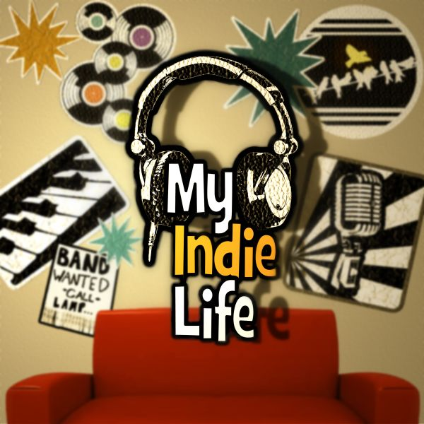 My Indie Life Title Card