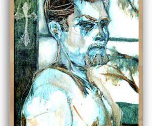 Self-Portrait after Velazquez – 1999
