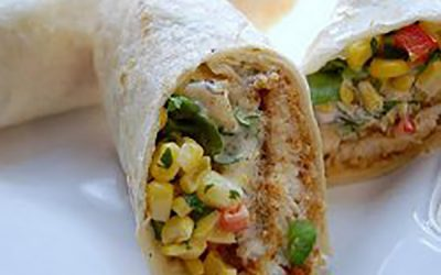 TGI Friday's Fish Tacos