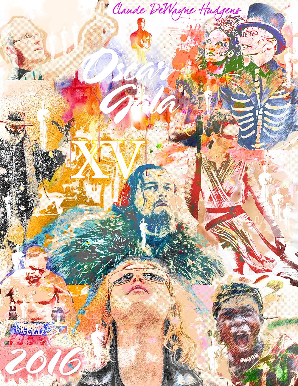 15th Annual Claude DeWayne Hudgens Oscar Gala Cover