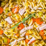 30-Minute Turkey Noodle Soup