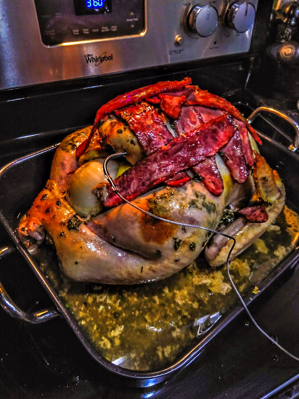 Hell's Roasted Turkey