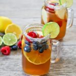 Iced Tea Margaritas