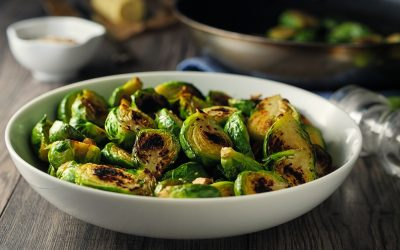 Luxury Brussel Sprouts